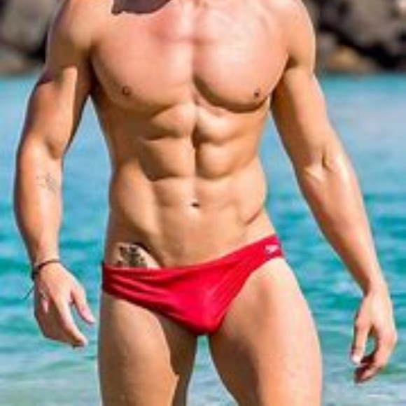 Quite hot male speedo swimmers useful